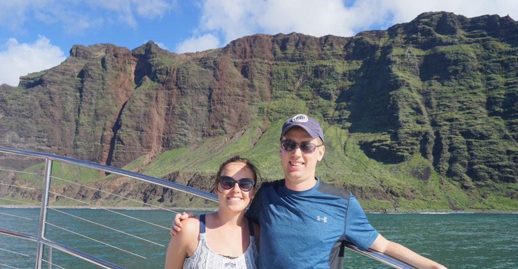 Kauai Andy's Boat Tour
