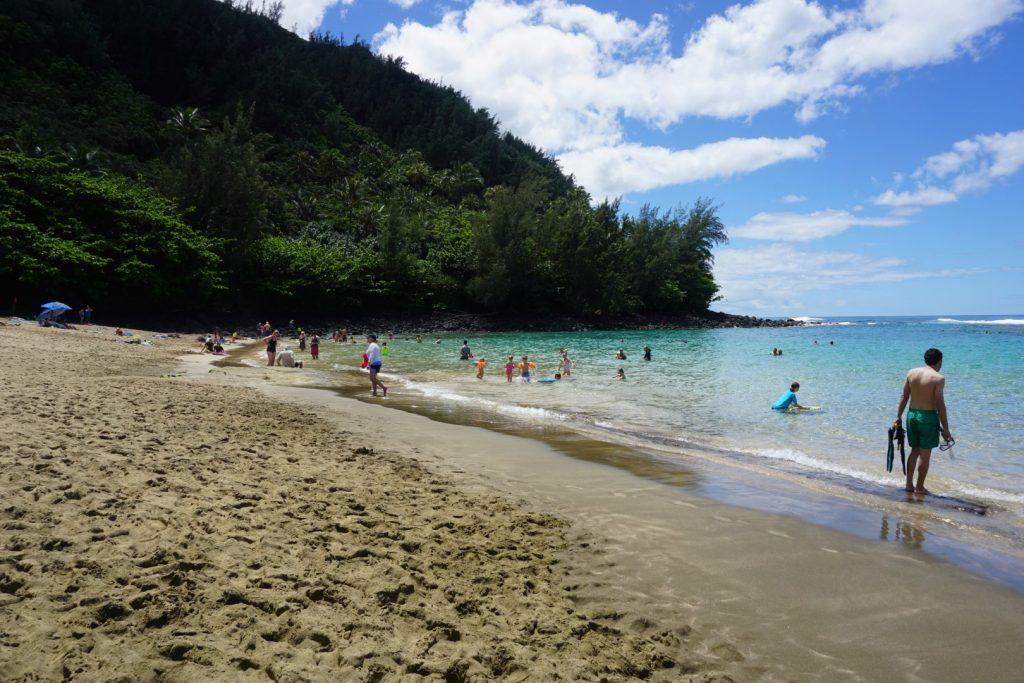 Kauai Kee Beachh