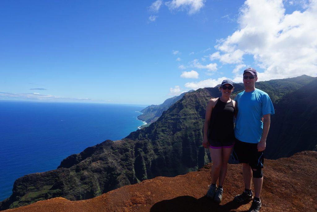 Kauai Nualolo Trail
