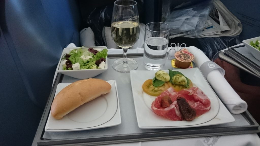 air-berlin-meal-first-course