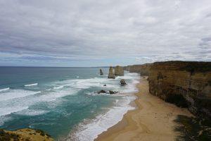 Amazing view of Twelve Apostles
