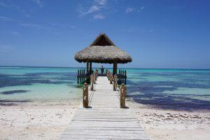 3 week honeymoon started at the Westin Punta Cana