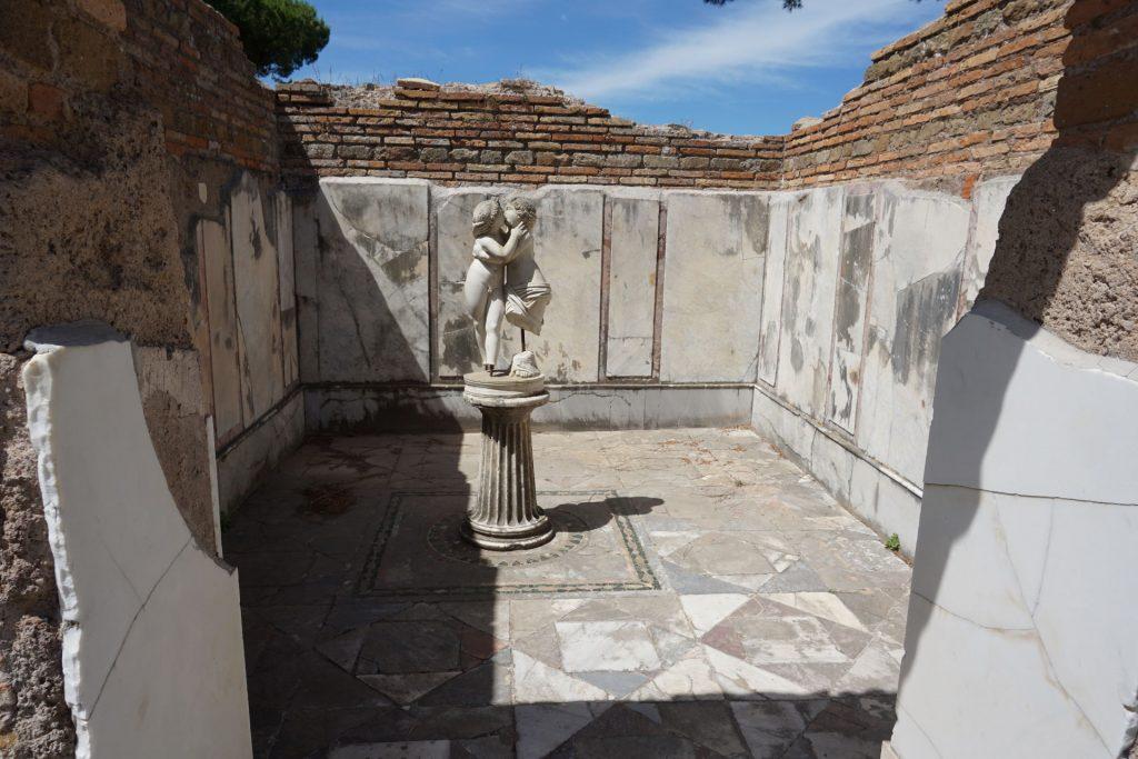 Ostia Antica Sculpture