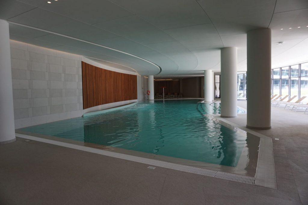 Sheraton Dubrovnik Indoor pool