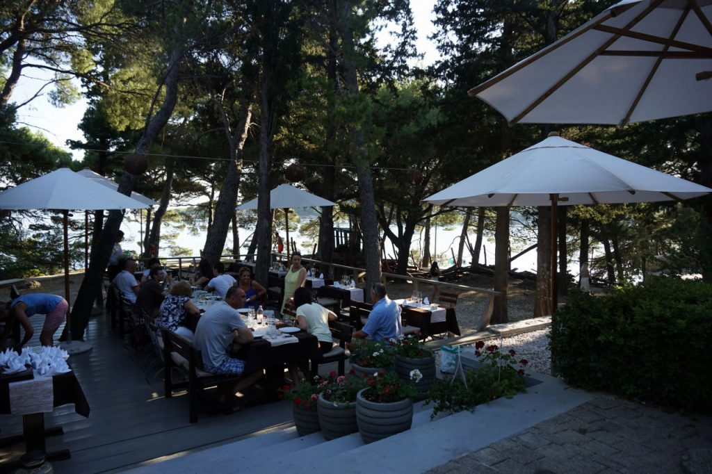 Restaurant Puntižela in Croatia near Sheraton Dubrovnik