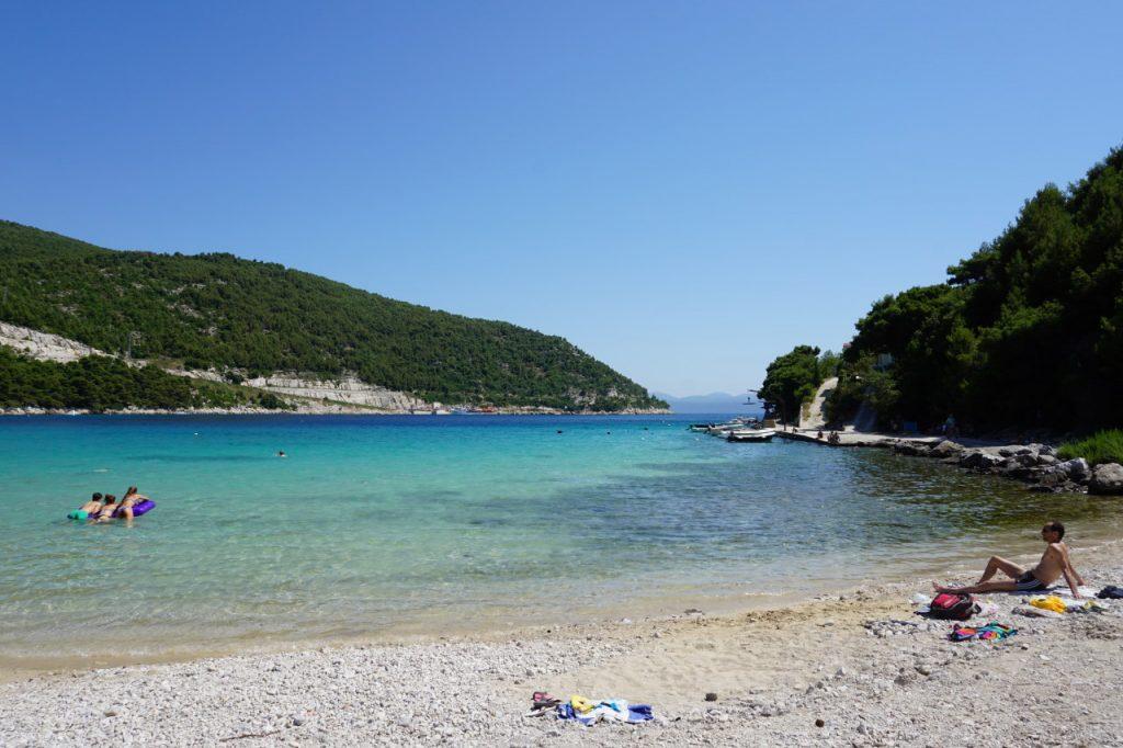 Prapratno Beach, Croatia