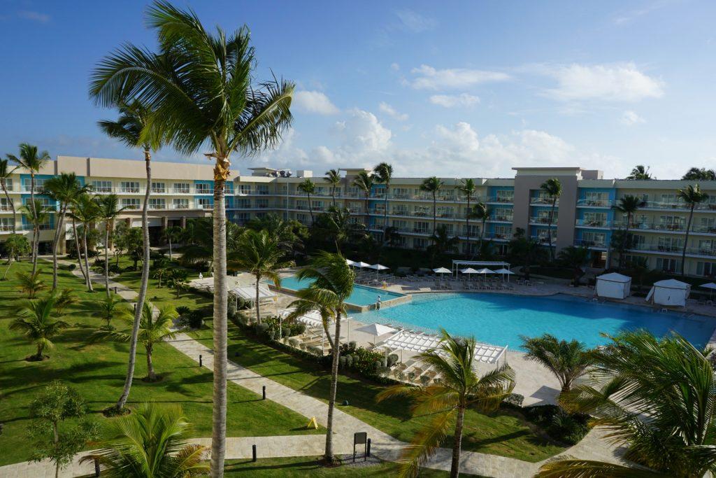 Westin Punta Cana Pool Area