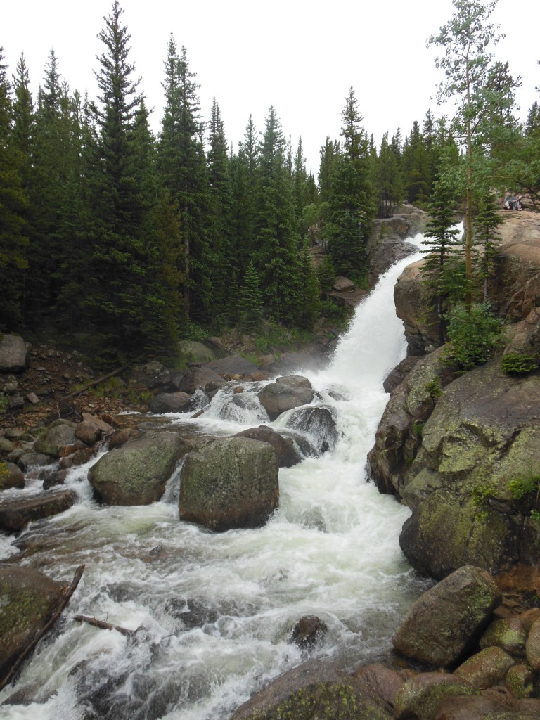 Alberta Falls - View 1