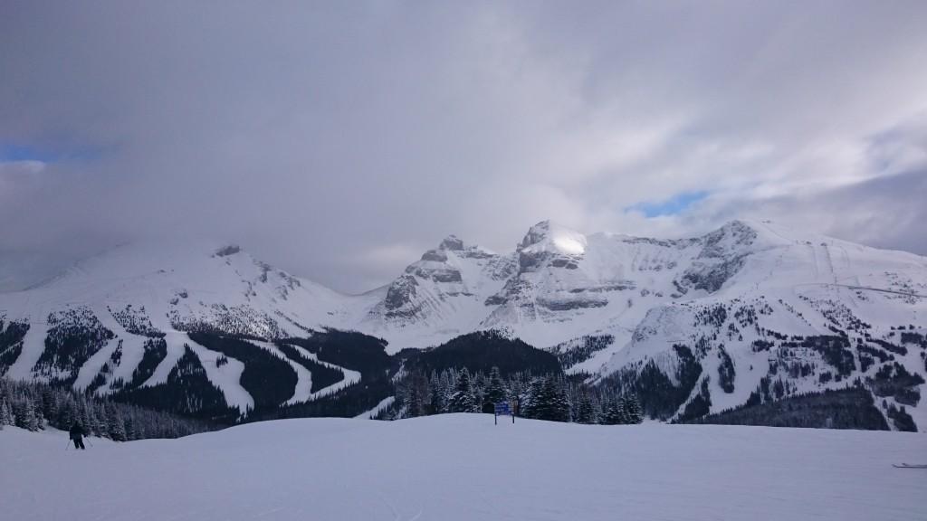 Snowboard and ski trip to Sunshine Village at Banff