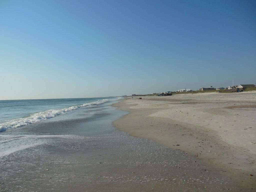 Beautiful Fernandina Beach on Amelia Island in October