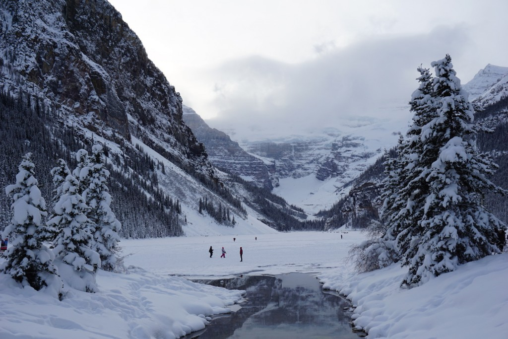 Lake Louise & Banff National Park