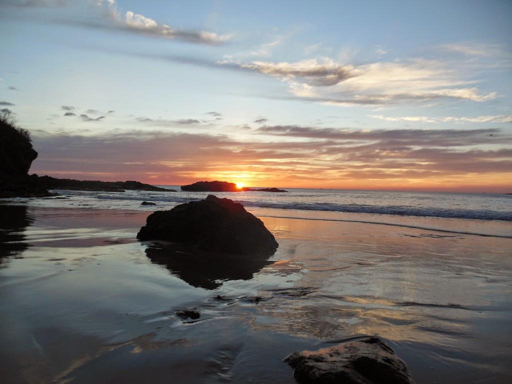 Prieta Beach Club Sunset