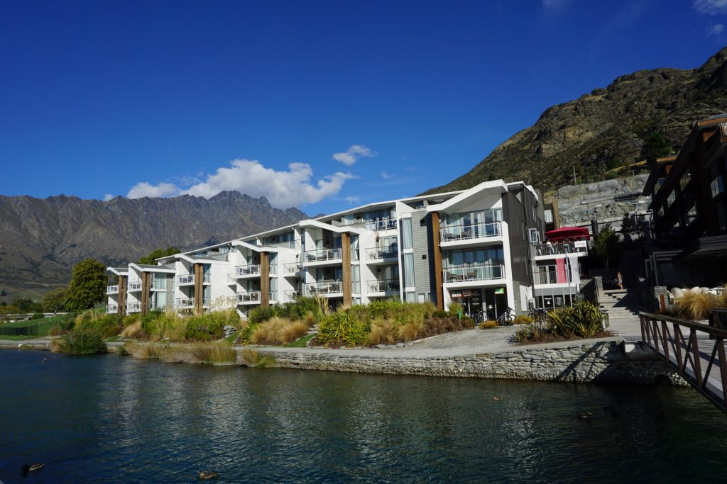 View of Queenstown DoubleTree