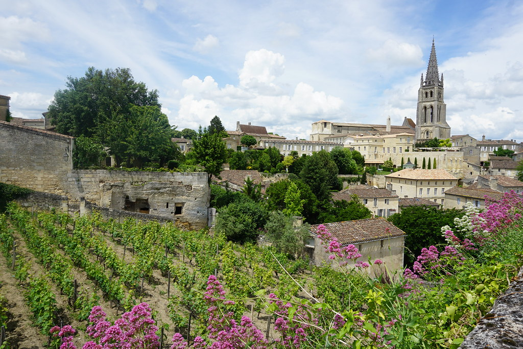 Our visit to Saint-Émilion, France